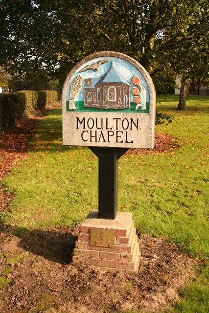 Moulton Chapel