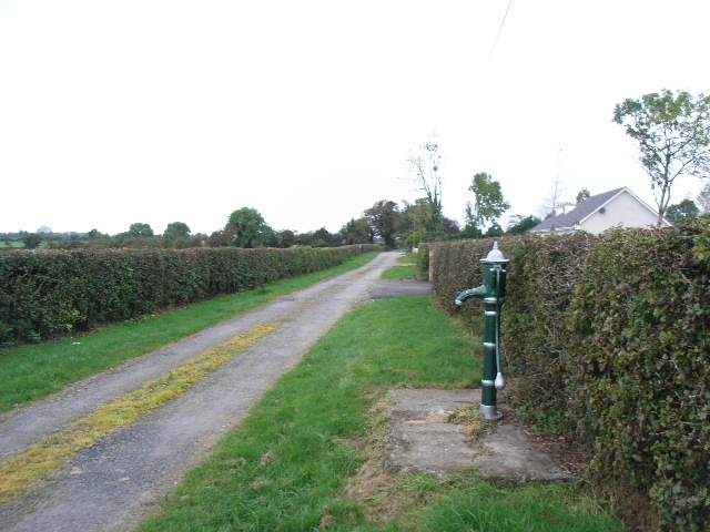 Hand Pump at Iskaroon, Near Dunderry, Co. Meath