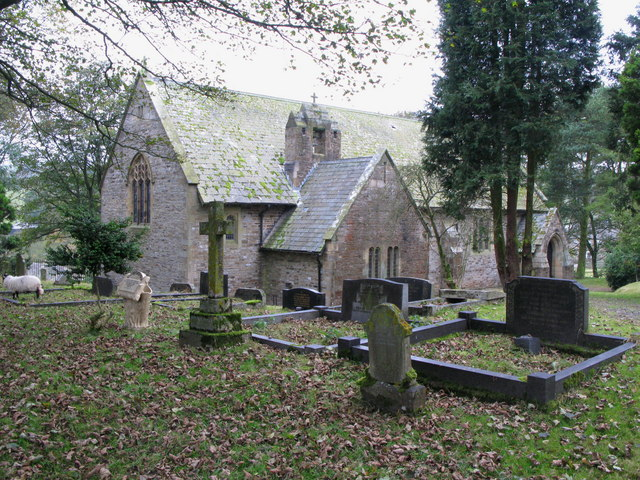 Church of St Thomas, Cowshill