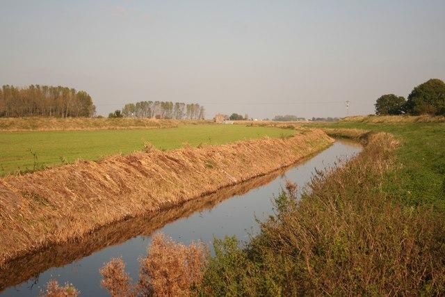 New River drain