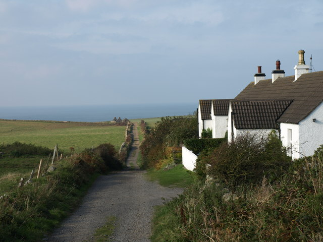 Cairnbrock Cottages, The Rhins