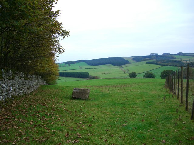 Farmland on the Lowther Estate