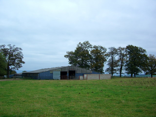 Barn on The Lowther Estate