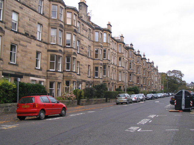 Woodburn terrace edinburgh m j richardson cc by sa 2 0 for 55 buckstone terrace edinburgh