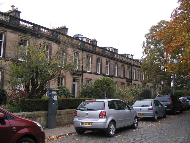 Albert terrace morningside m j richardson cc by sa 2 0 for 55 buckstone terrace edinburgh