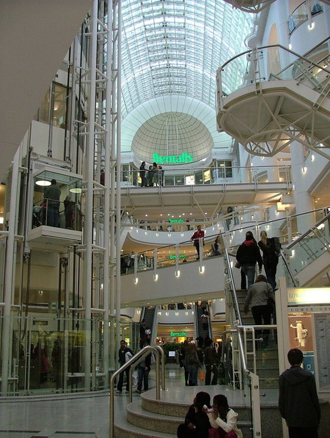 Bentall Shopping Centre