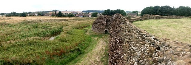 Bolingbroke Castle 360° - 1 of 3
