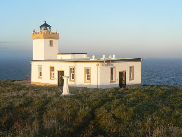 Duncansby Head: the lighthouse