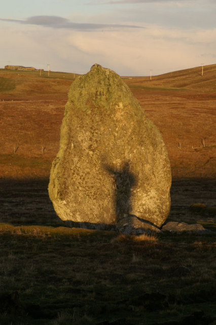 Lund standing stone