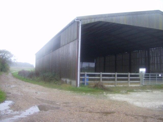 Massive Barn Opposite Wilmingham Dairy 169 Graham Horn