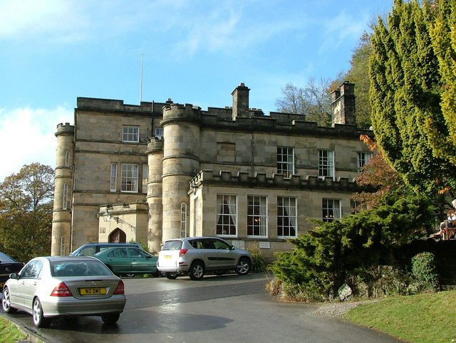 Willersley Castle