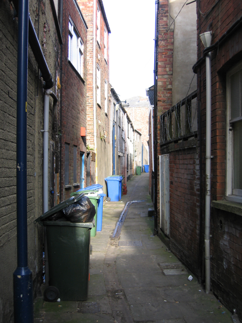 Hatter Lane, Boston, Lincs