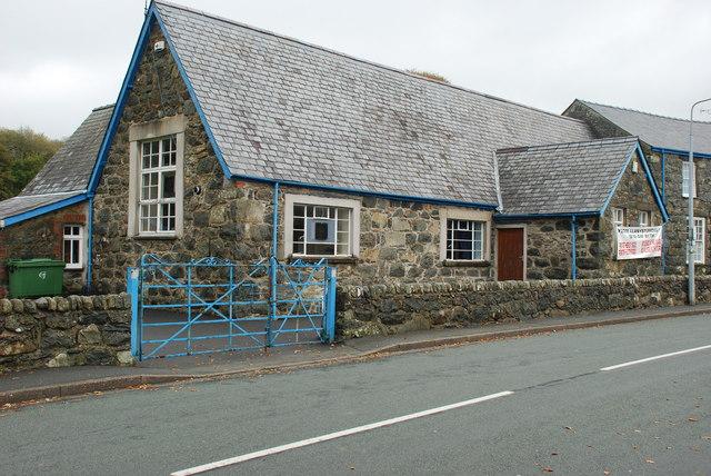 Ysgol Gynradd Llanystumdwy Primary School