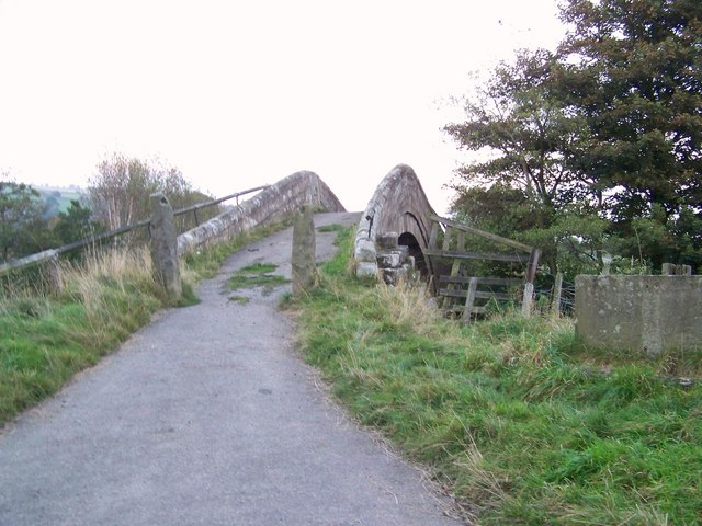 Duck Bridge, Danby
