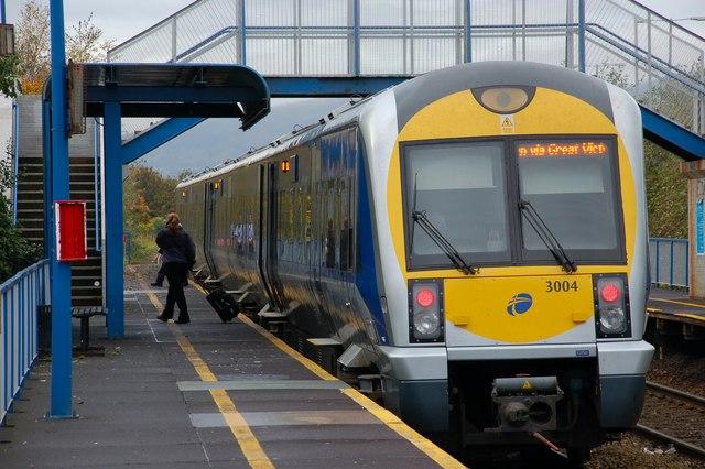 Bridge End station, Belfast (1)
