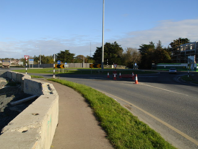 Carrickmines Roundabout