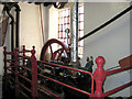 SP3433 : Hook Norton brewery steam engine by David Stowell