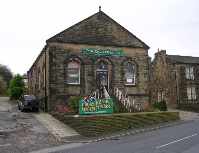 Ebenezer Primitive Methodist Chapel - Halifax Road