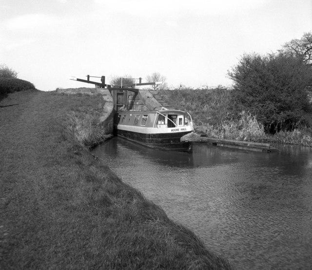 Bosley Lock No 2, Macclesfield Canal