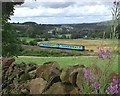 NY5044 : The Settle and Carlisle Railway at Baron Wood by Don Burgess