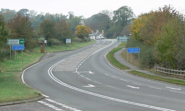 A47 Uppingham Road
