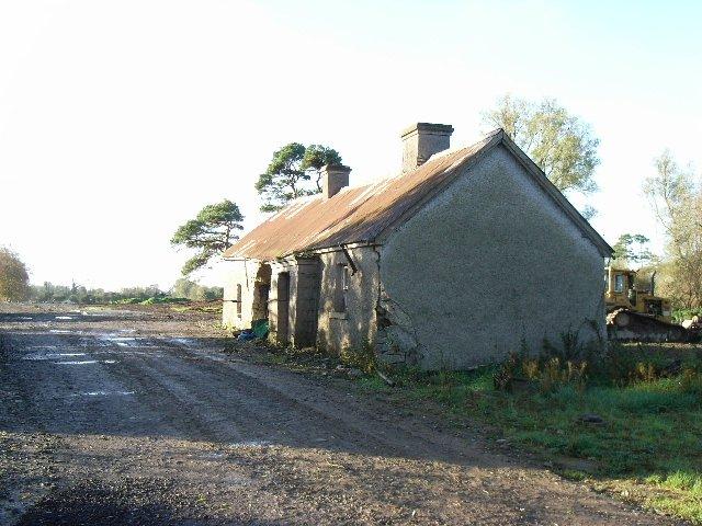 Derelict Cottage Near Halltown, Co. Meath