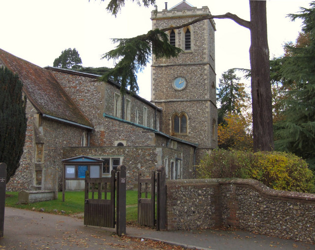 The Parish Church of St.Michael, St.Albans