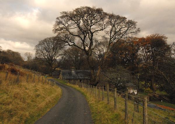 Hepste-Fawr Farm