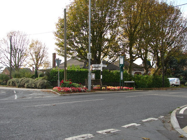 Garnsgate Road Junction