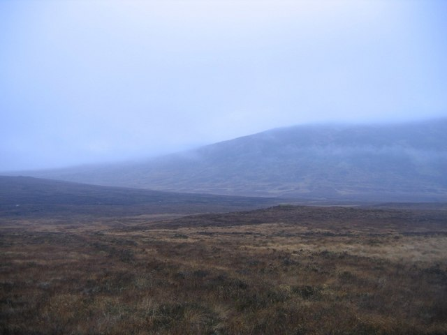 Overcast day in Craiganour deer forest