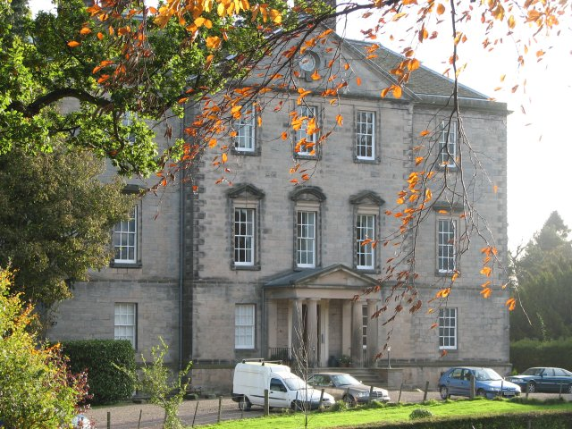 Mortonhall House