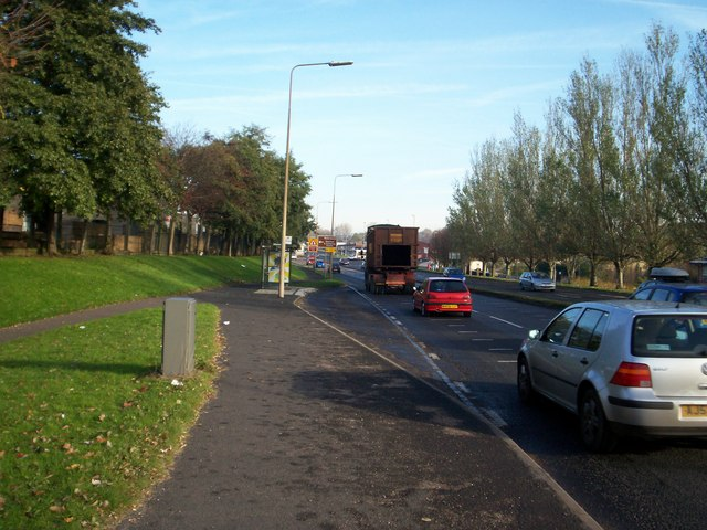 A53 road