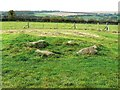 SP2930 : Stone circle near the King Stone, Warwickshire by Brian Robert Marshall