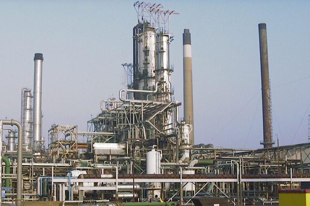 C on Fractional Distillation Column