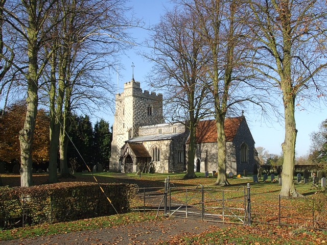 Parish Church of St Mary, Puttenham