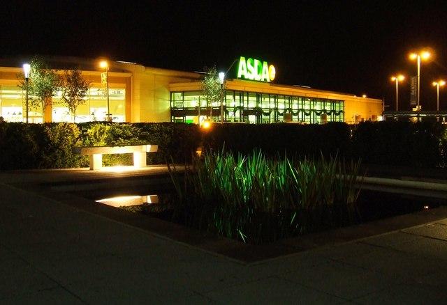asda harlow opening times olympics