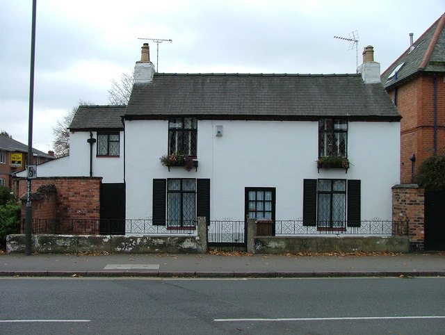 Old cottage - Ashbourne Road, Derby