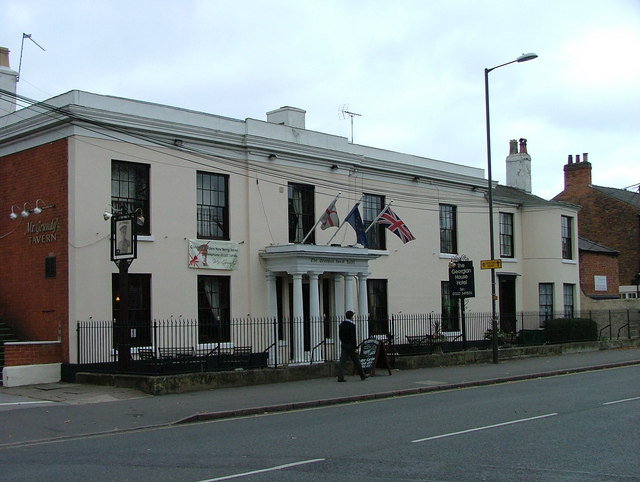 The Georgian House Hotel - Ashbourne Road, Derby