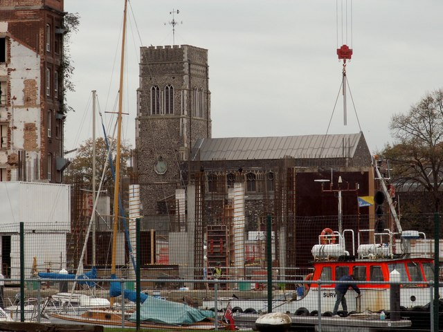St. Mary at the Quay church