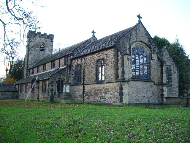 The Parish Church of St Bartholomew, Great Harwood
