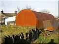 SE0219 : Rusty tank by John Illingworth
