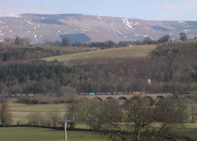 Viaduct at Eden Lacy