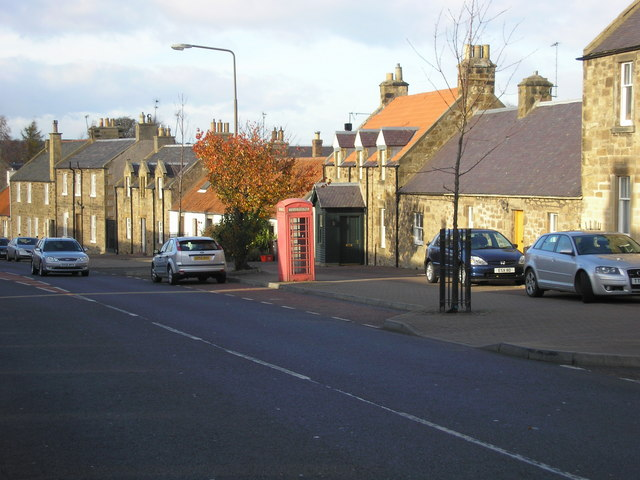 Telephone box, Pathhead