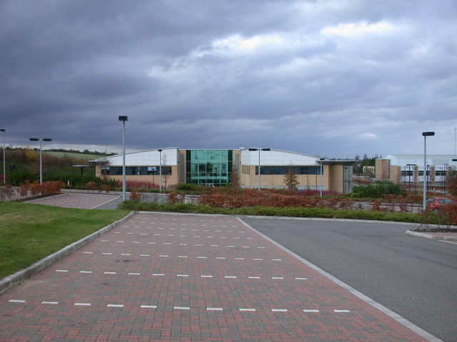 ARM Headquarters Building, Peterhouse Technology Park