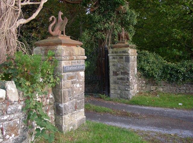 The Whitland Abbey dragons, Llanboidy Community