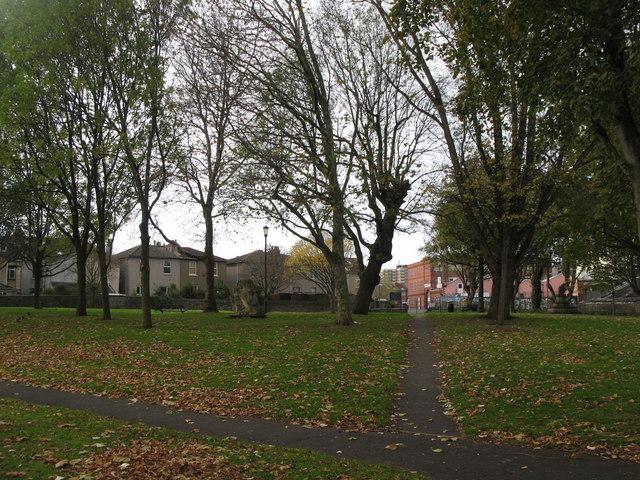 St John's Churchyard