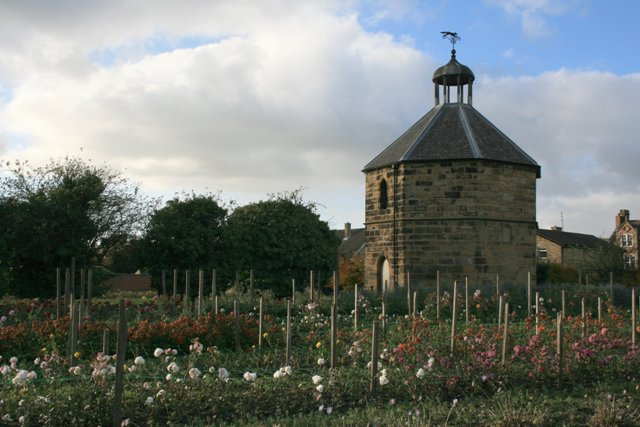 Dovecote, Guisborough Priory