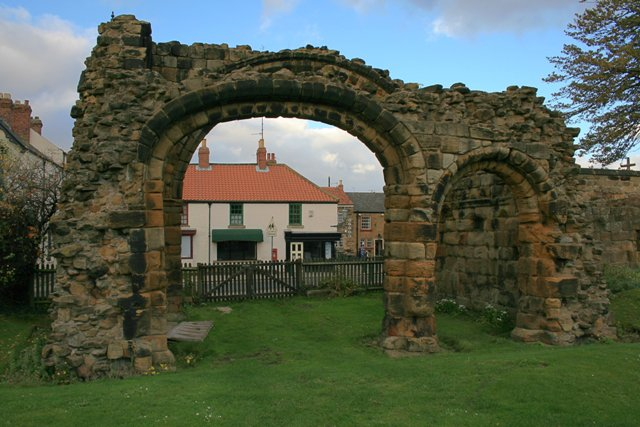 Gatehouse to Gisborough Priory