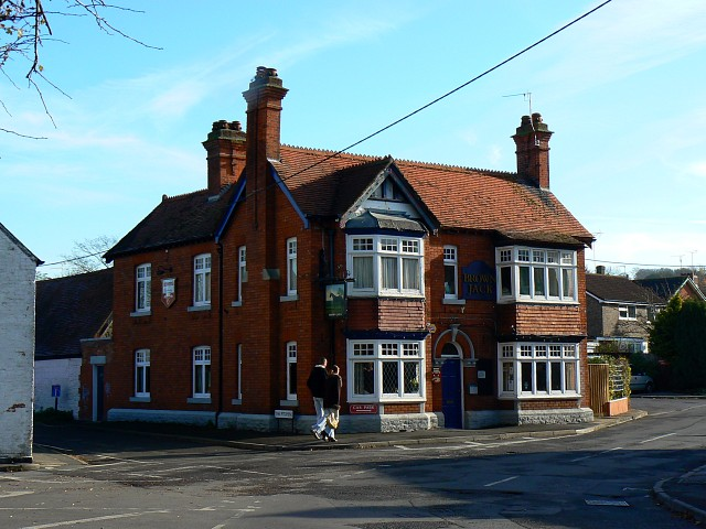 The Brown Jack, Prior's Hill, Wroughton, Swindon