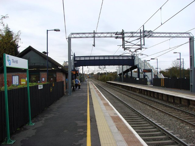 Tile Hill Station